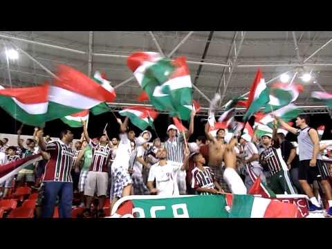 """BRAVO 52 - FLUMINENSE 1X1 HUACHIPATO"" Barra: O Bravo Ano de 52 • Club: Fluminense"