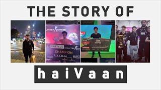 The Story Of haiVaan | 1Up Gaming Interviews