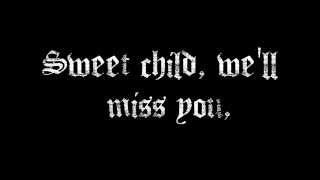 Avenged Sevenfold - Burn it Down Lyrics HD