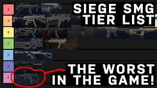THE *BEST* WEAPONS IN RAINBOW SIX SIEGE | DISRUPT GAMING
