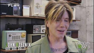 The First Time: John Rzeznik of The Goo Goo Dolls
