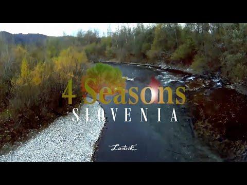 4 seasons fly fishing Slovenia