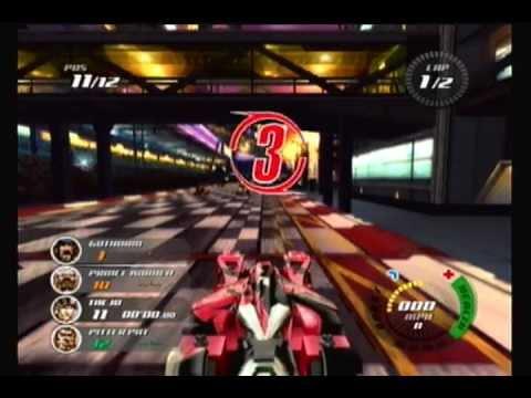 Видео № 0 из игры Speed Racer (Б/У) [Wii]