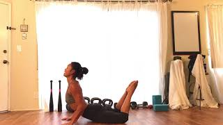 VenusFit : Mobility & Strength Flow of 8 movements for full bodyweight workout