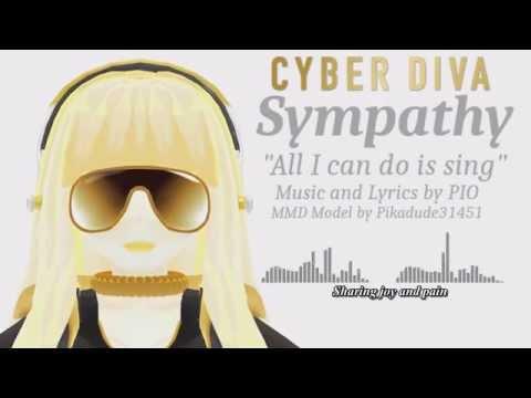 【CYBER DIVA】Sympathy【Original Song】