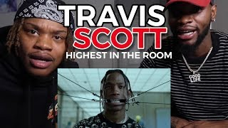 Travis Scott   HIGHEST IN THE ROOM