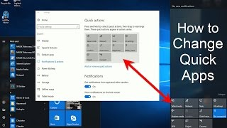 Windows 10 Action Center Customized - Windows 10 tips and tricks - Free & Easy