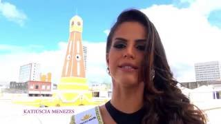 Katiuscia Menezes Contestant Miss Mundo Brasil 2016 Introduction