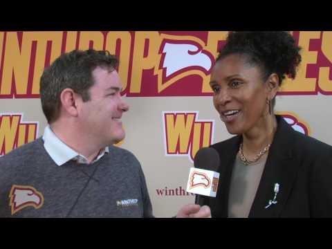 Lynette Woodard Interview