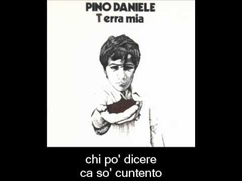 , title : 'Pino Daniele - Chi po dicere'