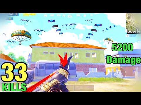 Download NEW RECORD Season 15 with 5200 Damage   TACAZ PUBG MOBILE TACAZ HD Mp4 3GP Video and MP3