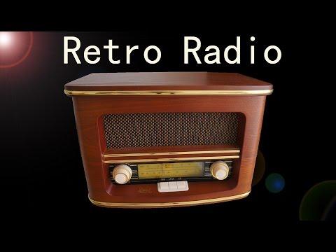 Review: Retro Radio / Nostalgieradio mit CD Player Dual Nr 1 mit Sound Probe