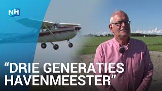 Familie De Bruijn runt al meer dan 50 jaar vliegveld Texel
