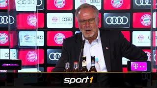 Hier Schießt Rummenigge Gegen Die UEFA | SPORT1