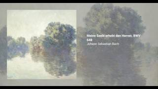 Schübler Chorales, BWV 645-650
