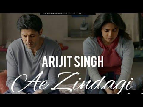 Ae Zindagi Full Song - Arijit Singh   The Sky Is Pink   Dil Hi Toh Hai   Audio   2019