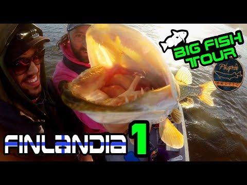 Russo di gioco pesca in 3o pascià