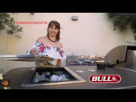 Bull Premium Outdoor Barbeque Islands
