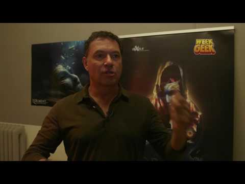 Interview with InXile CEO Brian Fargo