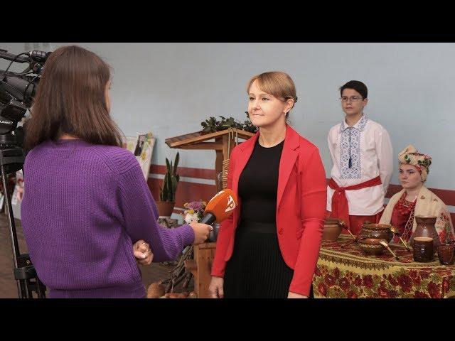 Ольга Бабенко поздравила Потомков славных казаков. Праздничный день в школе №22