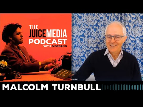 Podcast 13   with Malcolm Turnbull