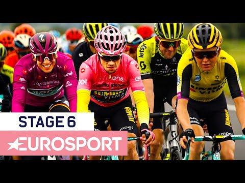 Video | Samenvatting etappe 6 Giro d'Italia
