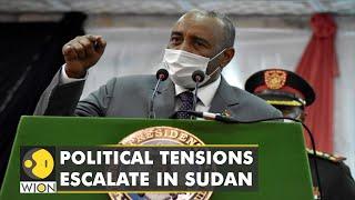 Generał Sudanu ogłasza stan wyjątkowy, rozwiązuje rząd   Wiadomości ze świata   WION