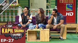 The Kapil Sharma Show  दी कपिल शर्मा शो–Episode 27Team Dishoom In Kapils Mohalla–23rd July 2016