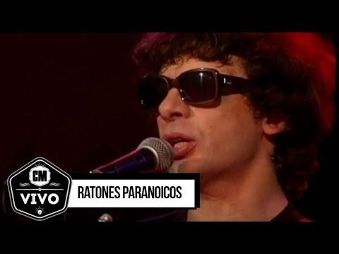 Ratones Paranoicos video CM Vivo 1999 - Show Completo