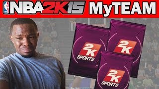 WHERE'S THE LOVE??? - NBA 2K15 My Team Pack Opening | NBA 2K15 Pack Opening