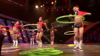 Thailand Dance Now EP04 - ฮูลาฮูปพาเพลิน - 26ต.ค.56 Audition
