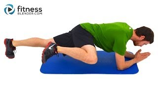 Advanced Core Burning Workout - Challenging 20 Minute Abs and Obliques Workout by FitnessBlender