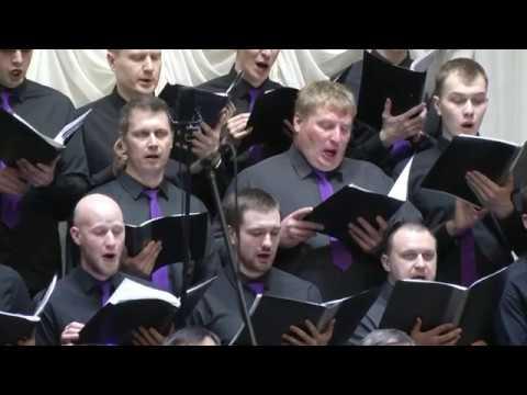 Хор ННГУ (NNSU Choir) - Песнь о вещем Олеге, Н.А. Римский-Корсаков