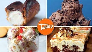 10 Tasty Ice Cream Dessert Recipes