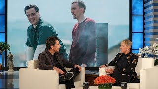 Ellen Thinks Ben Stiller Should've Won a Directing Award for 'Escape at Dannemora'
