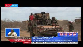 Somalia sign a security pact in London to combat Al shabaab militia