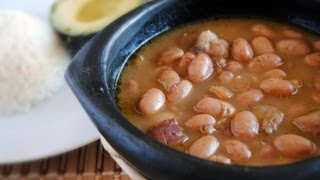 COLOMBIAN BEANS | How To Make Colombian Beans | SyS
