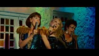 Clip - Super Trouper - Mamma Mia Movie - DVD - Complete