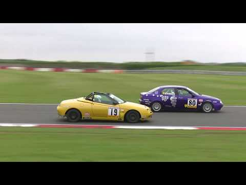 Snetterton 2017 – Round 7 TV Coverage
