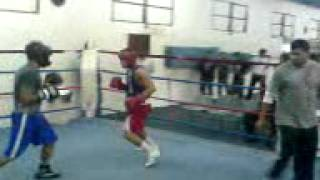 Alberto Melian vs Maxi Marquez  15 05 10 ROUND 4