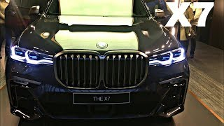 Обзор BMW X7 G07! NEW BMW X7 G07///M50D!