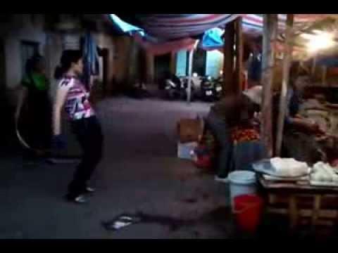 Nghi vấn hack ở chợ Nông Lâm