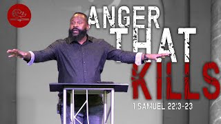 ANGER THAT KILLS