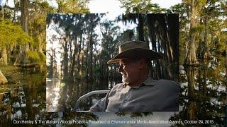 Don Henley & The Walden Woods Project – Environmental Media Association Awards 10-24-15