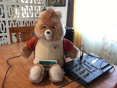 How To Make A 1985 Teddy Ruxpin Say Anything You Want