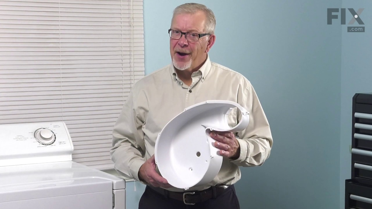 Replacing your Maytag Dryer Blower Housing