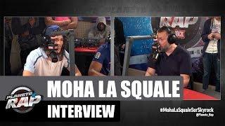 Interview De Moha La Squale Dans #PlanèteRap