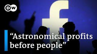 Key takeaways from Facebook whistleblower testimony | DW News
