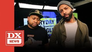"Why Joe Budden Left ""Everyday Struggle"""