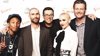 'They're So In Love It's Disgusting' - Friends on Blake & Gwen
